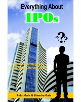 Everything About IPO\'s (English) by Ankit Gala & Jitendra Gala