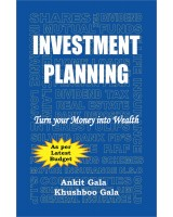 Investment Planning (English) by Ankit Gala & Khushboo Gala